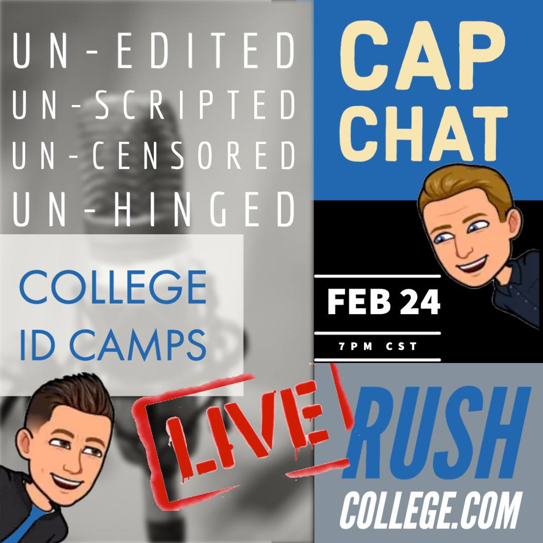 CAP Chat Live! College ID Camps