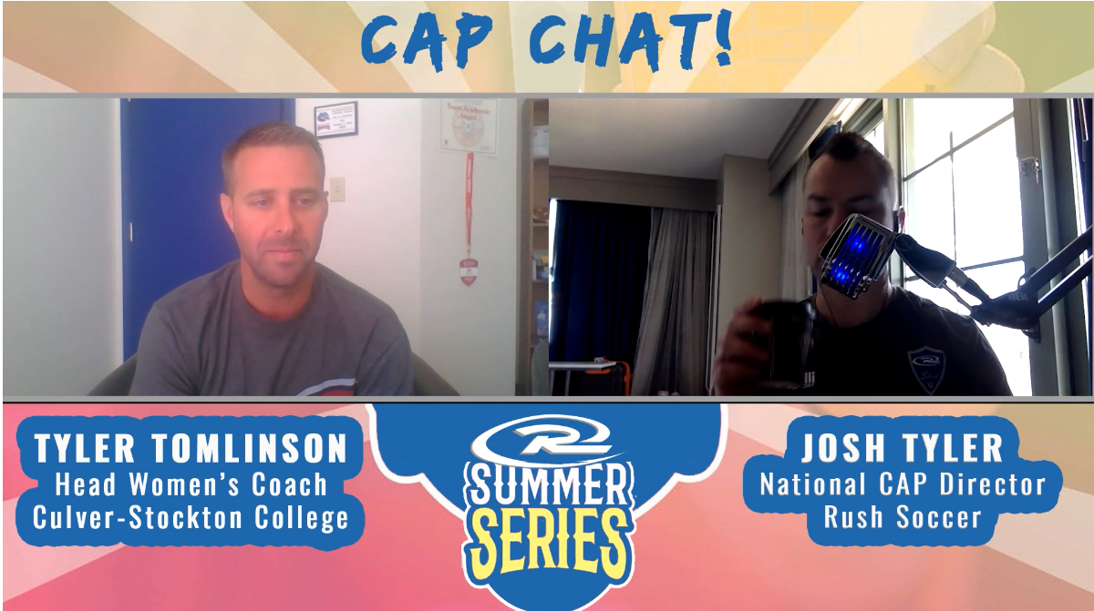 CAP Chat! Summer Series-ID Camps