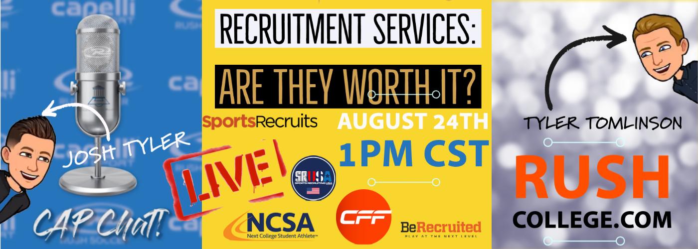 CAP Chat Live: Recruitment Services