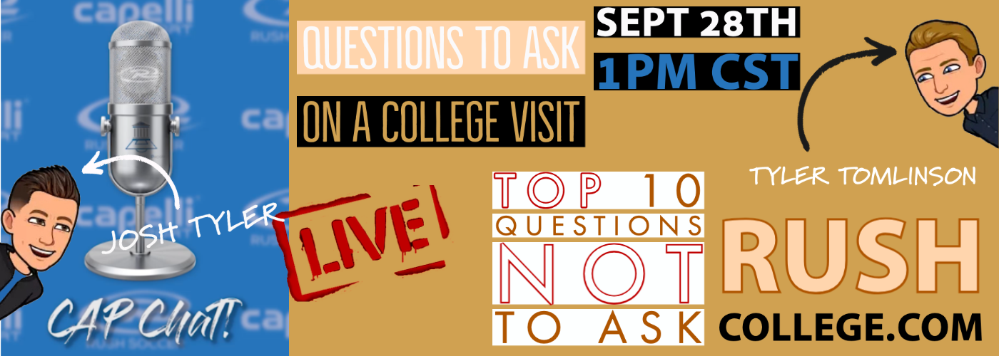 CAP Chat Live: Questions to ask on a recruitment visit
