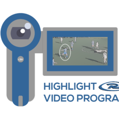 Rush Highlight Video Program Logo